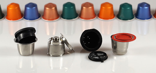 Review: Refillable Pod Coffee Maker Capsules - Utopia