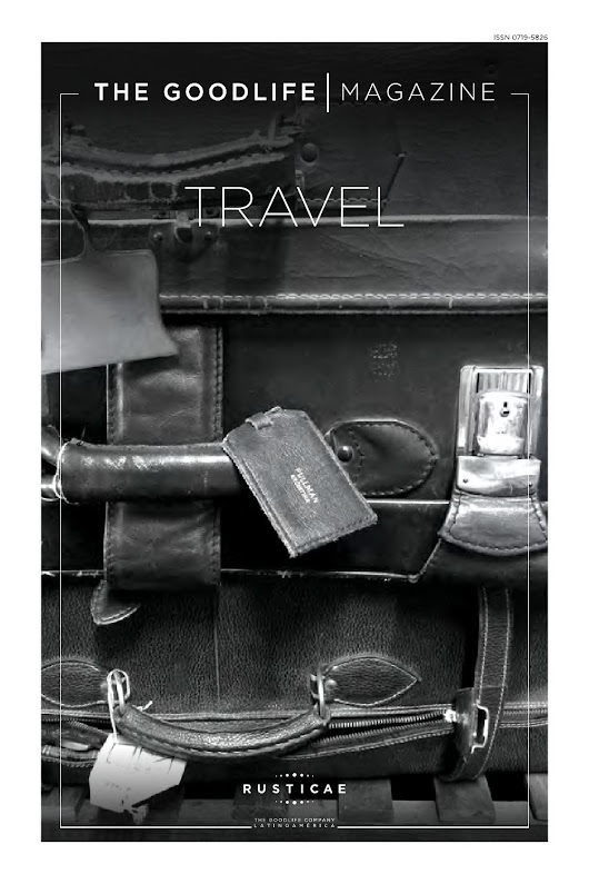 THE GOODLIFE MAGAZINE Nº4 TRAVEL
