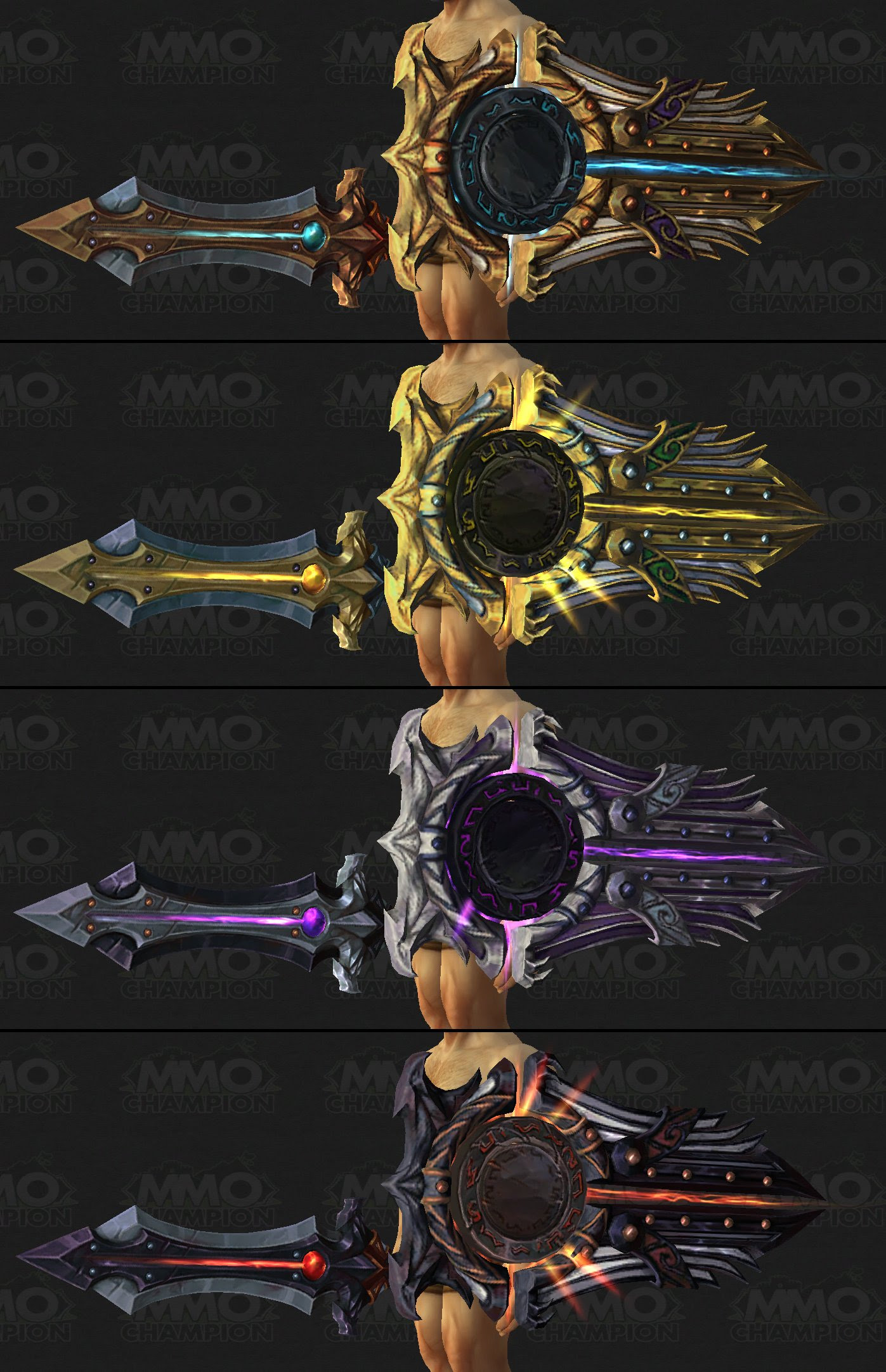 Legion - Protection Paladin Artifact Preview, Tweets, Demon Hunters and Nefarian - MMO-Champion