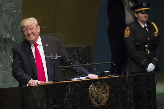 The UN openly laughed at Trump's claim about his great accomplishments