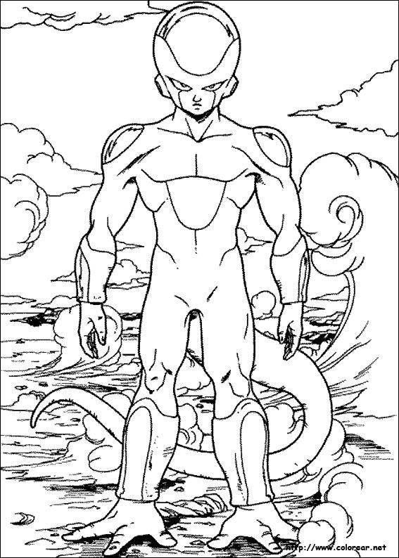 Dibujos Para Pintar De Dragon Z Dibujos Para Pintar