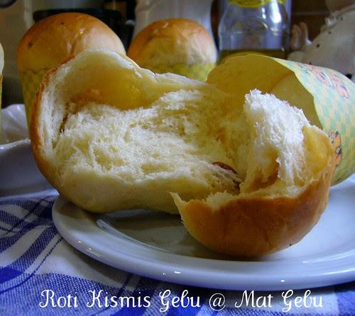 Roti Kismis Gebu