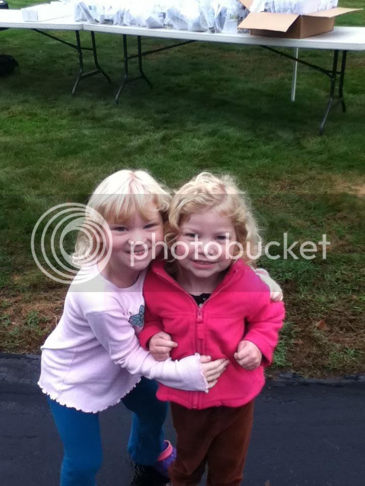 Ellie and Sadie