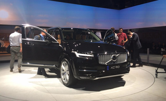 Paris Motor Show 2014 (with images, tweets) · VolvoCars