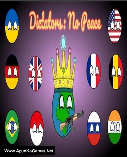 Dictators:No Peace Countryballs Pc Game