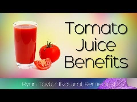 Tomato Juice: Benefits & Nutrition