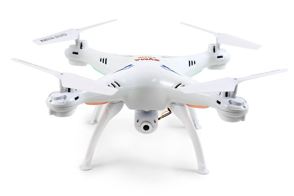 Amazon.com: Syma X5SW Explorers2 2.4G 4CH 6-Axis Gyro RC Headless ...