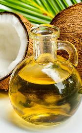 aceite de coco, alimento rico en calorías