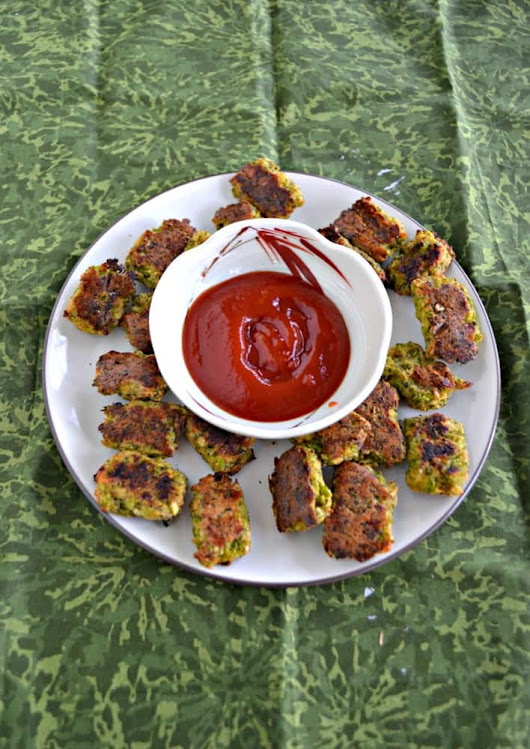 Broccoli Tots #SundaySupper - Hezzi-D's Books and Cooks