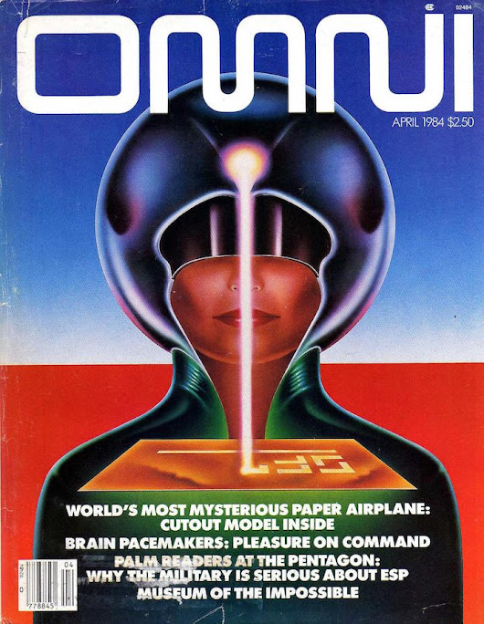 All back issues of Omni magazine now available online