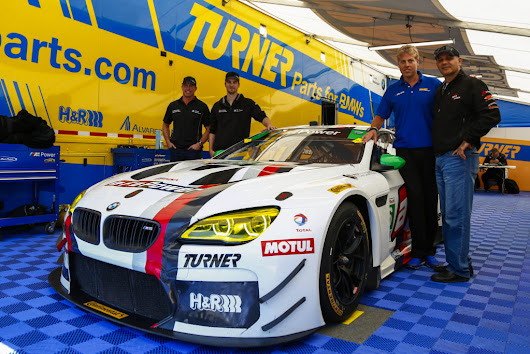 Turner Enters BMW M6 GT3 for CTMP PWC Round - Sportscar365