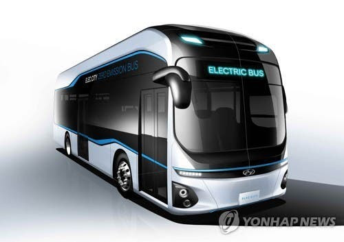 Hyundai To Unveil Fully Electric Bus Soon