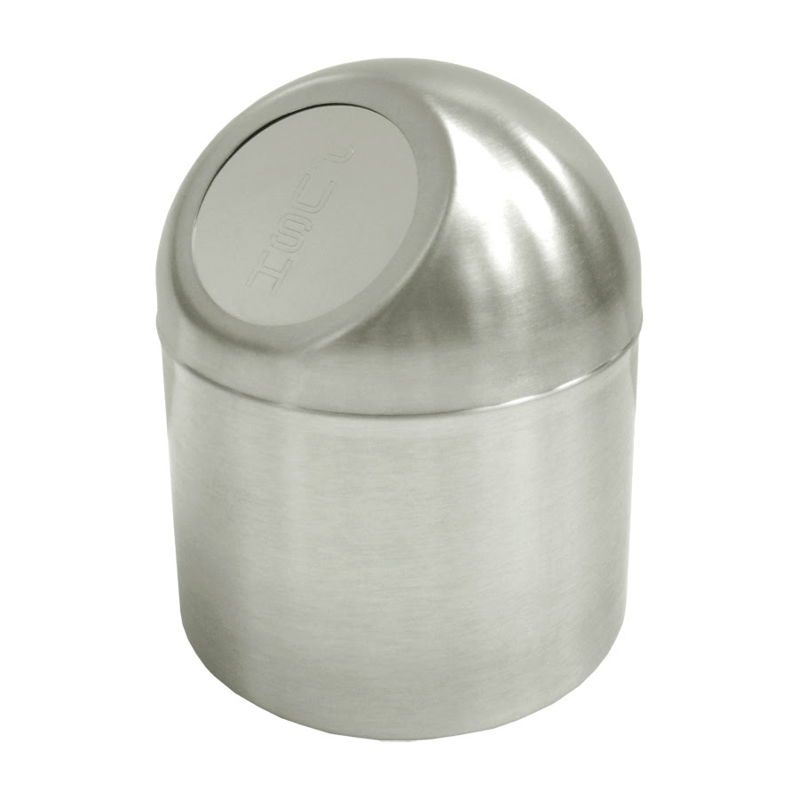Stainless Steel Mini Table Trash Can Trendware Products Co Ltd