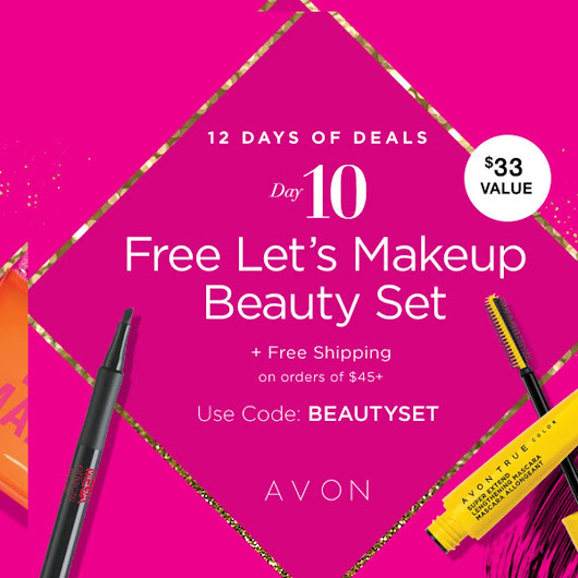 Avon 12 Day 2017 Day 10 | Be the Best You Can Be Beauty Blog