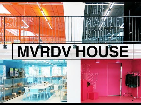 MVRDV Office Tour