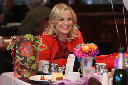 A Galentine's Day Tribute to Leslie Knope, In 5 Classic GIFs | WIRED