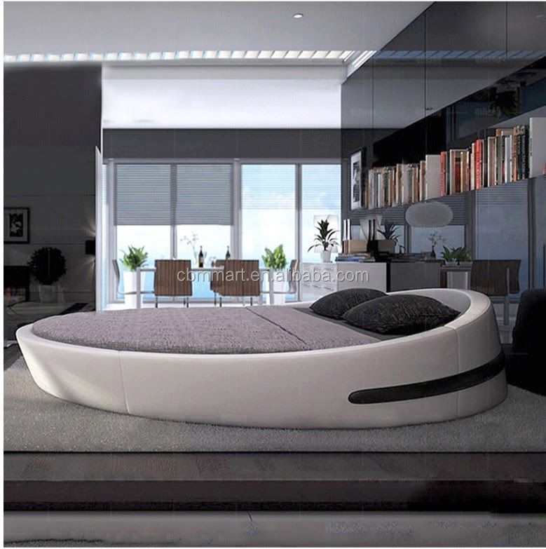 Soft Bed Design Chinese Latest King Size Round Bed 811 In Beds From