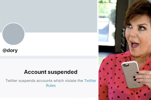 Twitter Just Suspended A Ton Of Accounts Known For Stealing Tweets