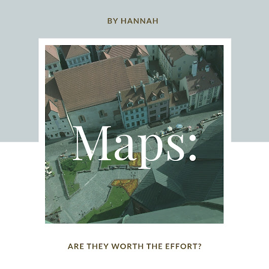 Maps: are they worth the effort?