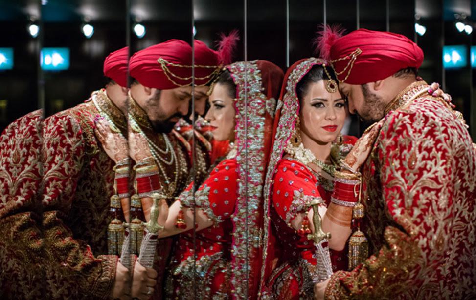 Indian Wedding Album India Marriage Album Design Marriage Photo