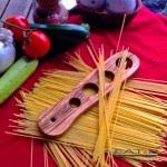 Pasta-Portionierer-Holz
