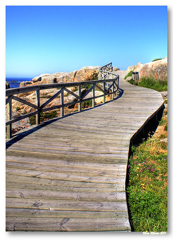 Praia San Vicente do Mar #7 by VRfoto