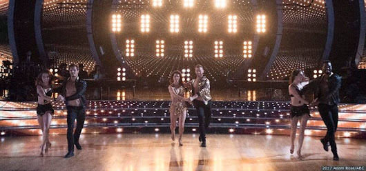 In Her Final DWTS Blog, Nancy Kerrigan Thanks Fans And Encourages Everyone To Dance