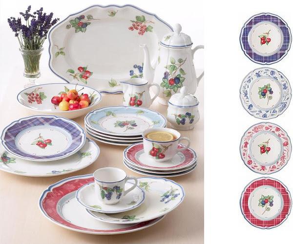 Cottage Style Dinnerware from Villeroy & Boch - Cottage Inn ...