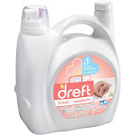 Dreft Ultra Laundry Detergent - 150 fl oz jug