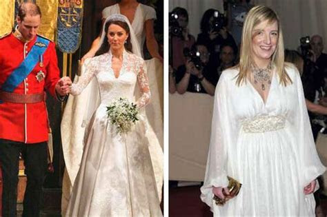 Sarah Burton has designs on top award for Kate Middleton?s