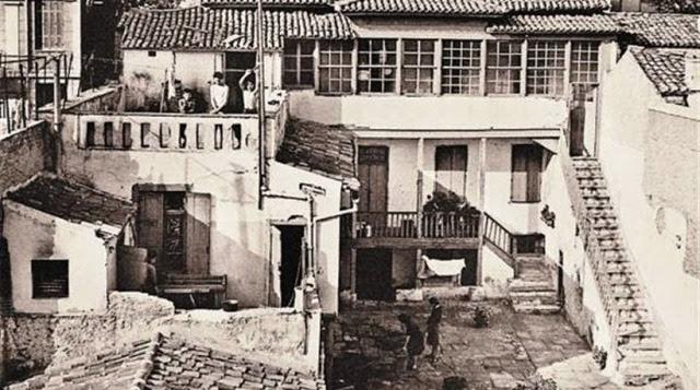perierga.gr - Ο αρχαιότερος δρόμος στην Αθήνα