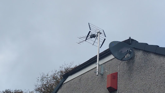 Aerial Installation and repairs business | Helston