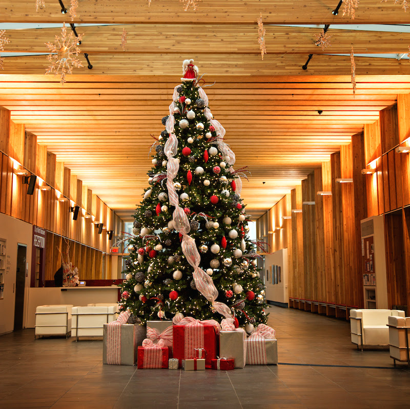 Christmas Decoration Rentals Vancouver