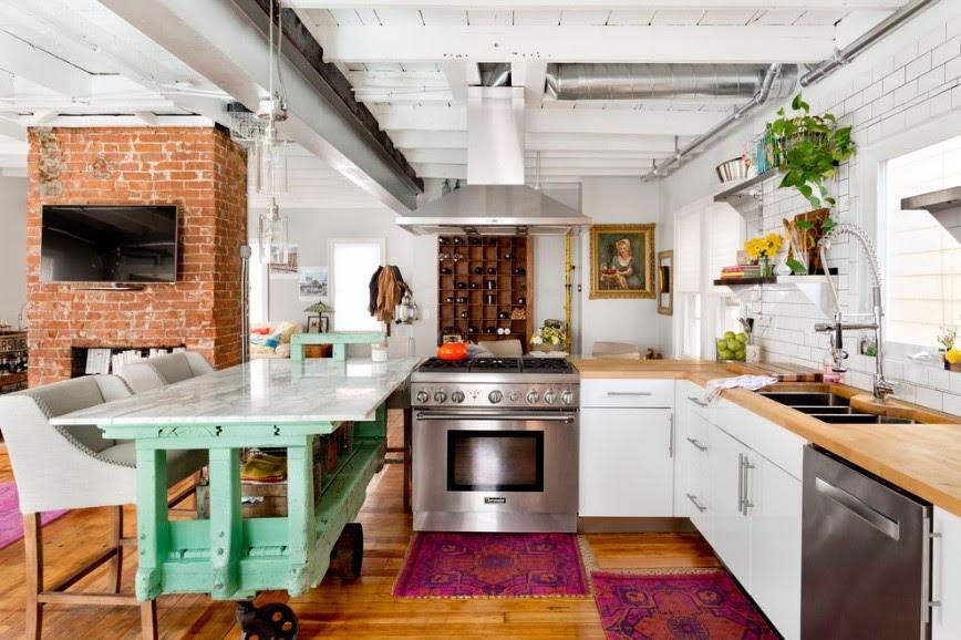 Isla de Cocina en Casa Muebles