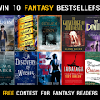 Contest Pick: Win 10 Bestselling Fantasy Books for a Magical Holiday Season | Contest for Moms: Win Contests, Sweepstakes, and Get Freebies!