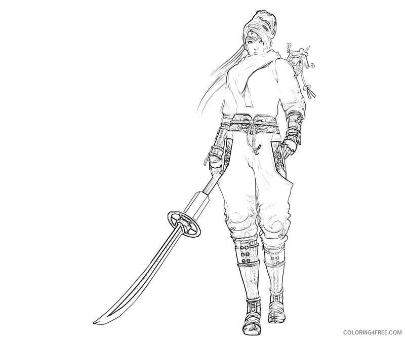 Ninja coloring ninja coloring pages free for girls roblox