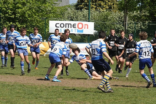 Rugby tours, rugby festivals and rugby tournaments in France, Belgium