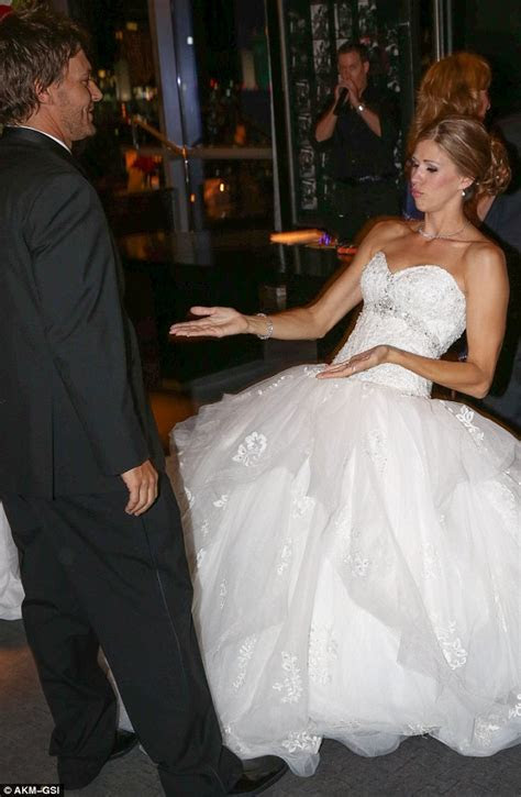 Kevin Federline and Victoria Prince's wedding photos show