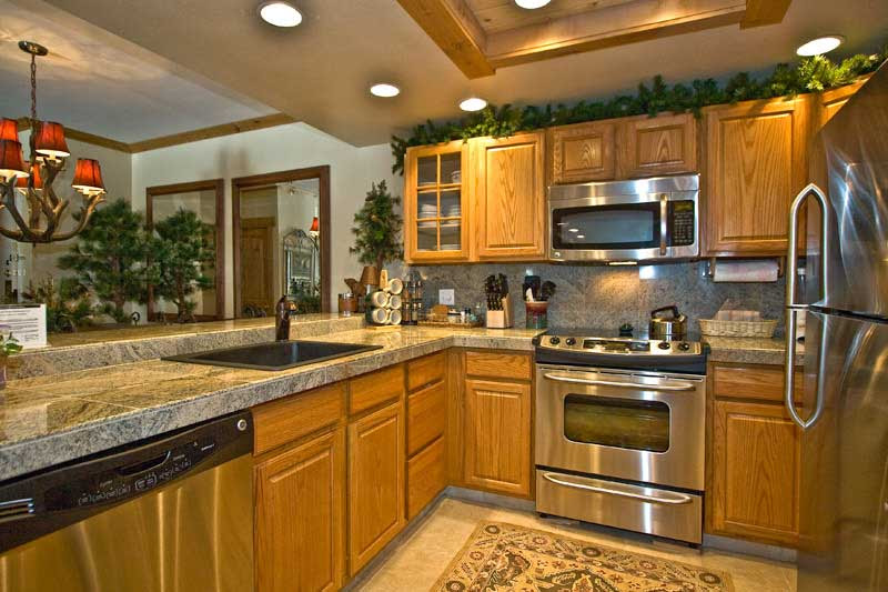 Kitchen Oak Cabinets With Image Bathroom Design Center