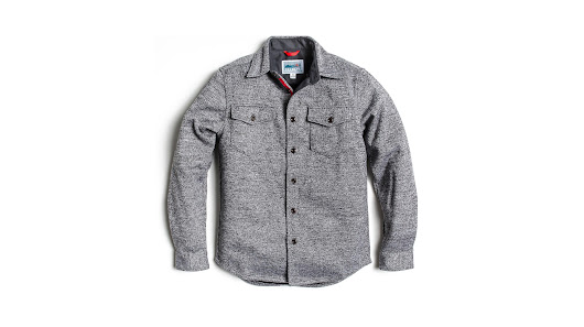 North Coast Shirt Jacket - Silodrome