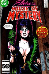 Elvira's House of Mystery Special 00