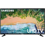 """Samsung 6 Series UN50NU6950F - 50"""" LED Smart TV - 4K UltraHD"""