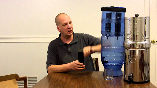 How I Protect My Family With A Berkey Water Purifier & Filter - Better Innovations Blog