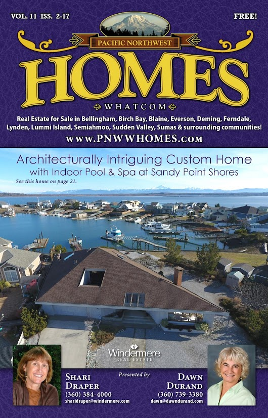 Pacific NW Homes - Whatcom, Issue 2-17