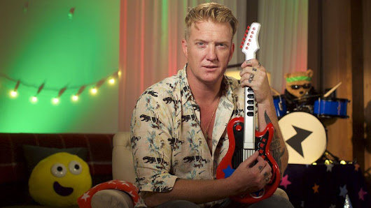 Josh Homme from Queens of the Stone Age to read CBeebies Bedtime Story