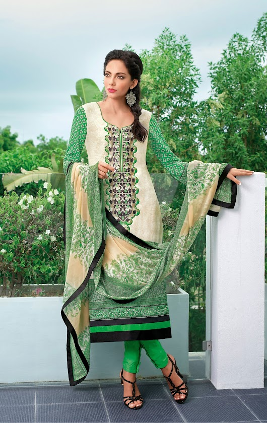Emergence of salwar kameez, its types and shopping