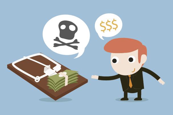 Autossabotagem: A Principal Causa de Problemas Financeiros