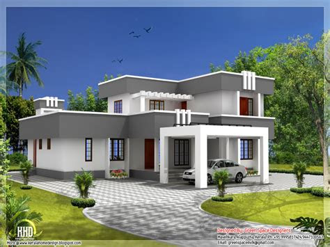 flat house pic