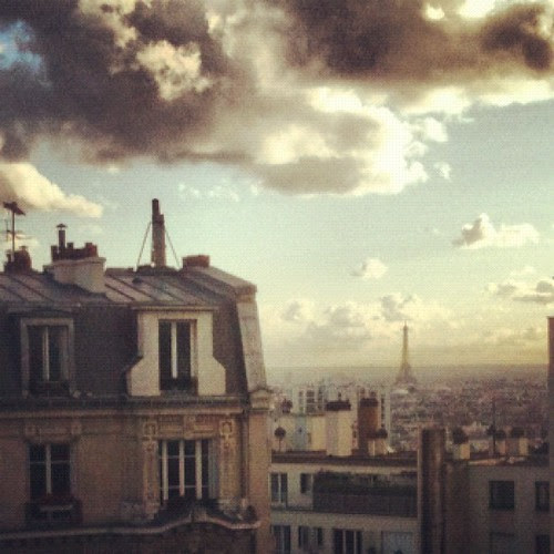 This is the Paris i could love by la casa a pois