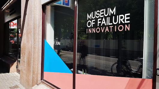 What Designers Can Learn From The Museum Of Failure (Yes, It Exists)